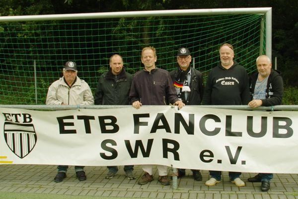 ETB Schwarz Weiß Essen - Fanclub