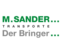 ETB Sponsoren M. Sander Transporte
