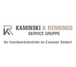 SW Essen - Sponsoren - K & R Service Gruppe