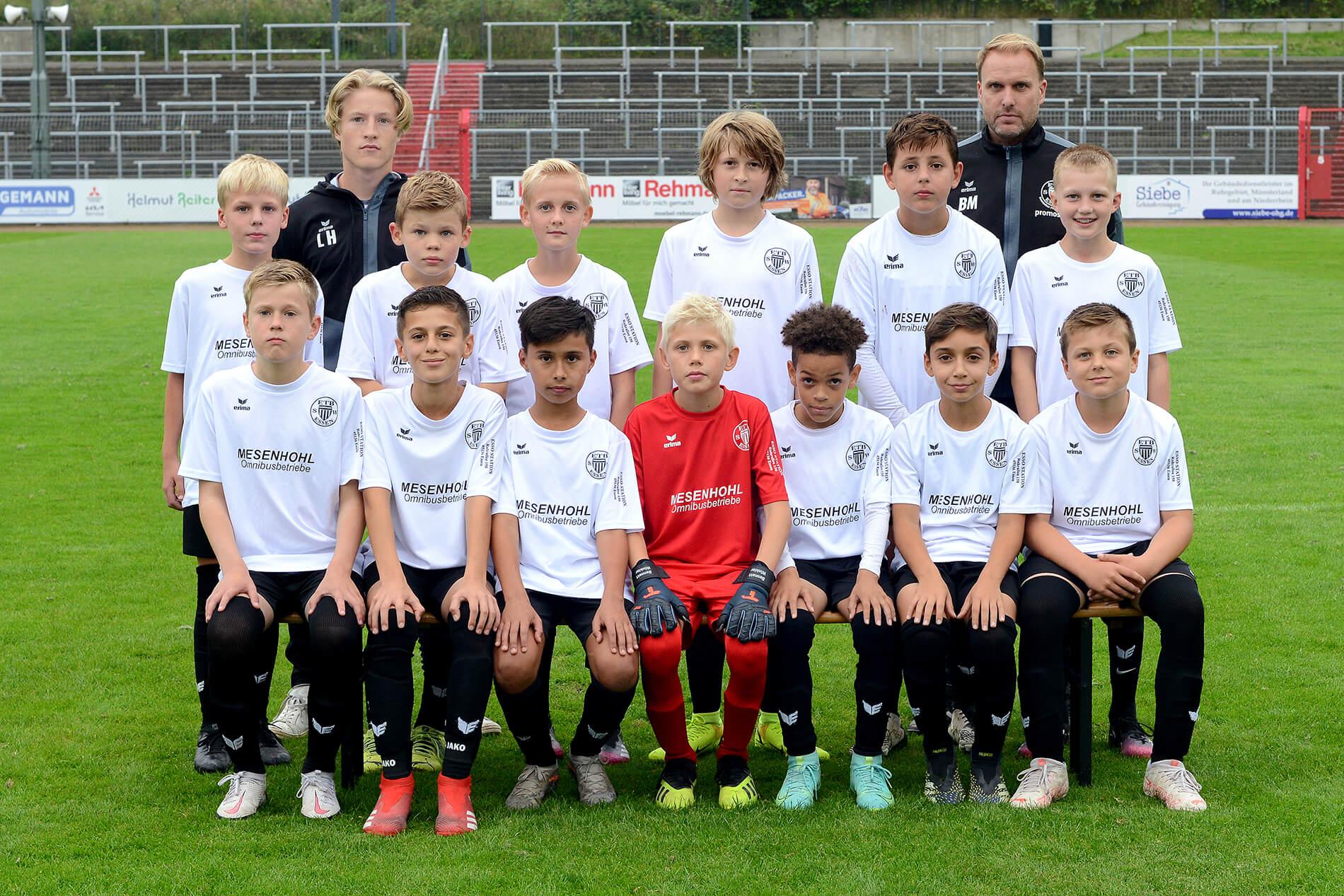 ETB - U12 Mannschaft