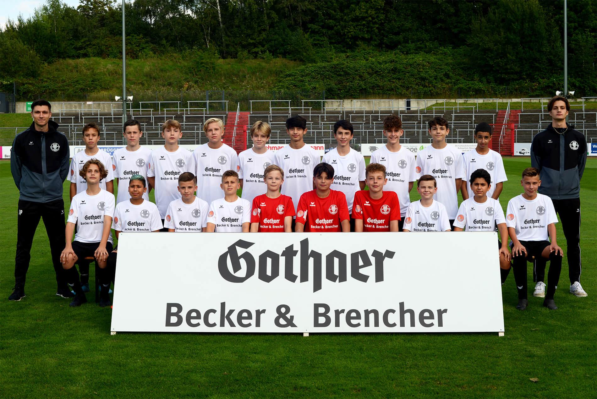 ETB - U14 Mannschaft