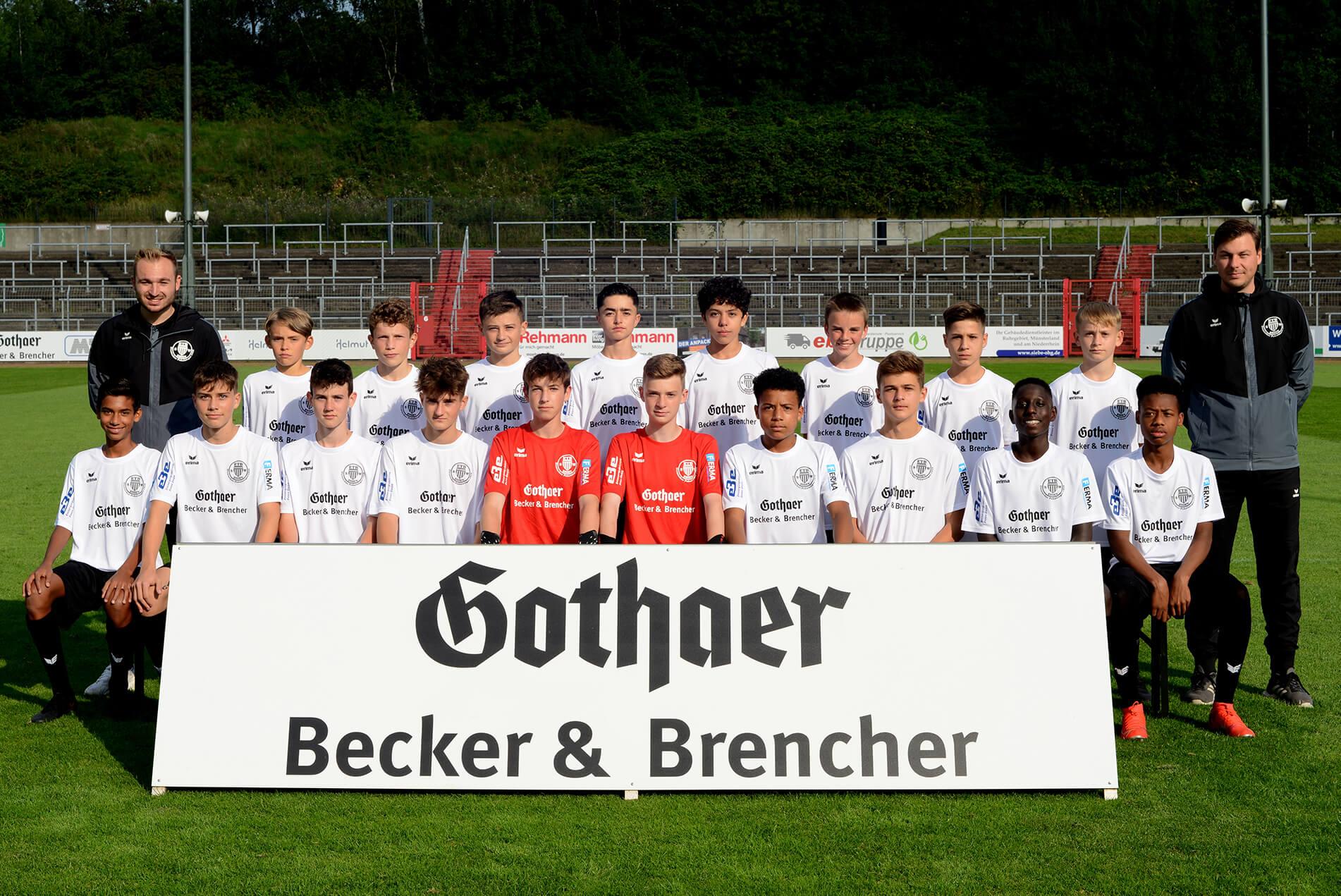 ETB - U15 Mannschaft