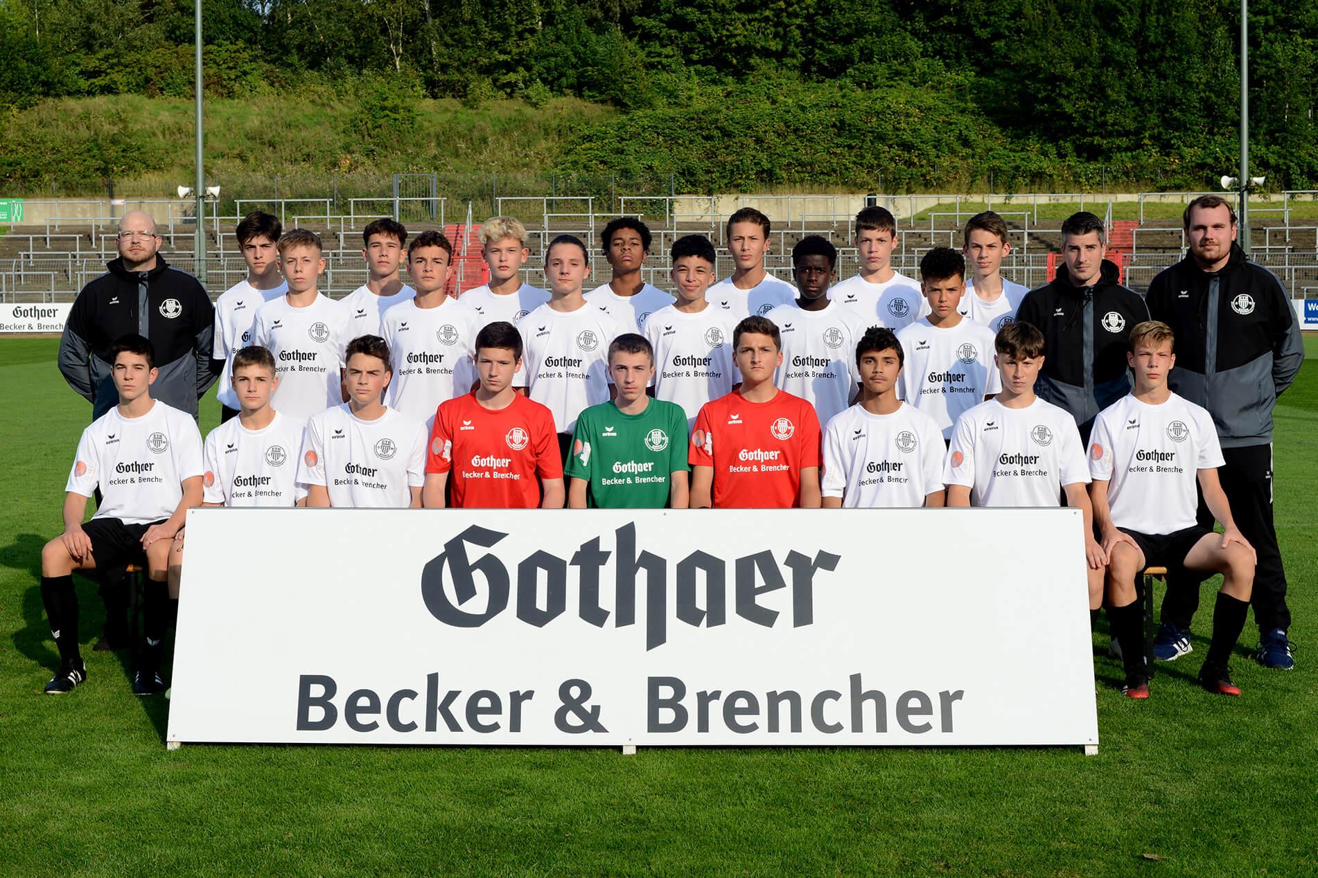 ETB - U16 Mannschaft